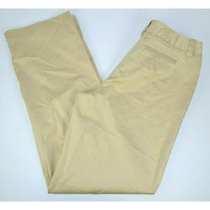 Talbots Stretch Straight Leg Pants